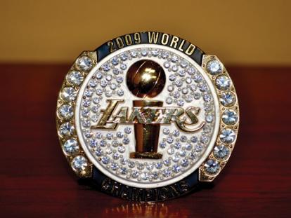 2009 Championship Ring